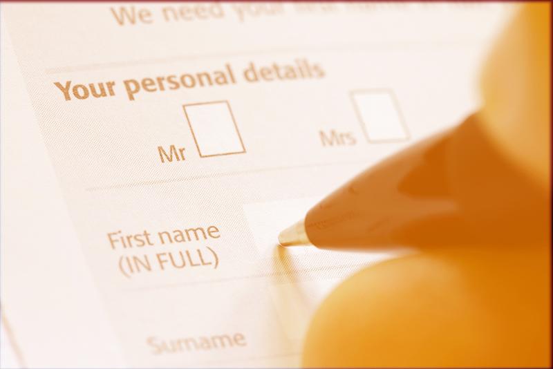 Viết First name, Middle name Last name như thế nào cho đúng