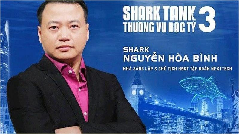 Tiểu sử Shark Bình đầy đủ chi tiết