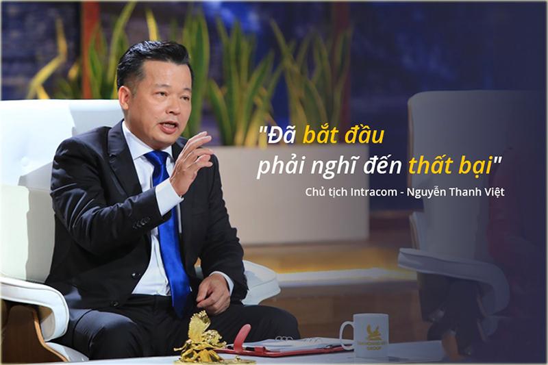 Tìm hiểu về đường sự nghiệp của Shark Việt