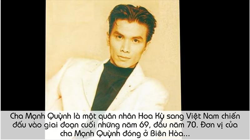 Tiểu sử ca sĩ Mạnh Quỳnh – Thông tin cập nhật mới nhất