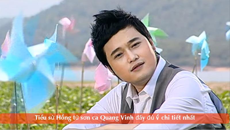 Tiểu sử Hoàng tử sơn ca Quang Vinh