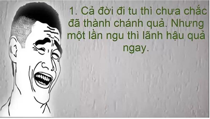 Những câu nói hài hước